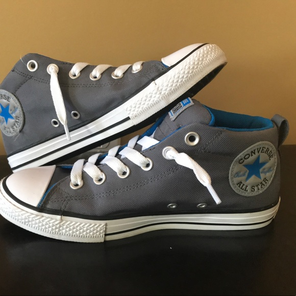 Converse Shoes   Boys Size 5 High Tops